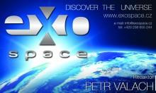 ExoSpace vizitka