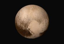 Zase o něco bližší pohled na Pluto (I.)