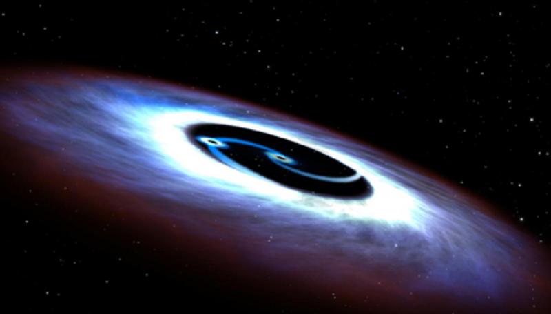 Kvazar PG 1302-102: Dvojica supermasívnych čiernych dier