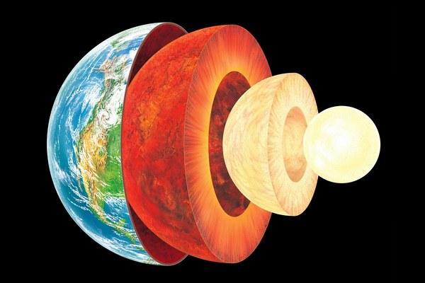 Dynamický život zemského jadra