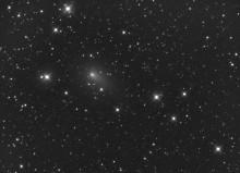 Komety vizuálně v době novu 11. 11. 2015