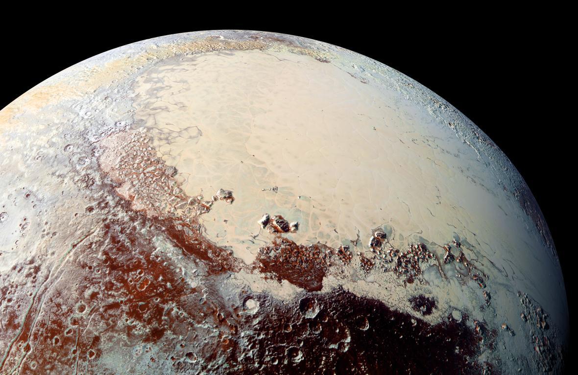 O něco bližší pohled na Pluto (III.)