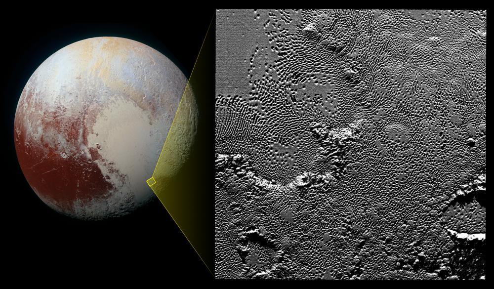 O něco bližší pohled na Pluto (V.)