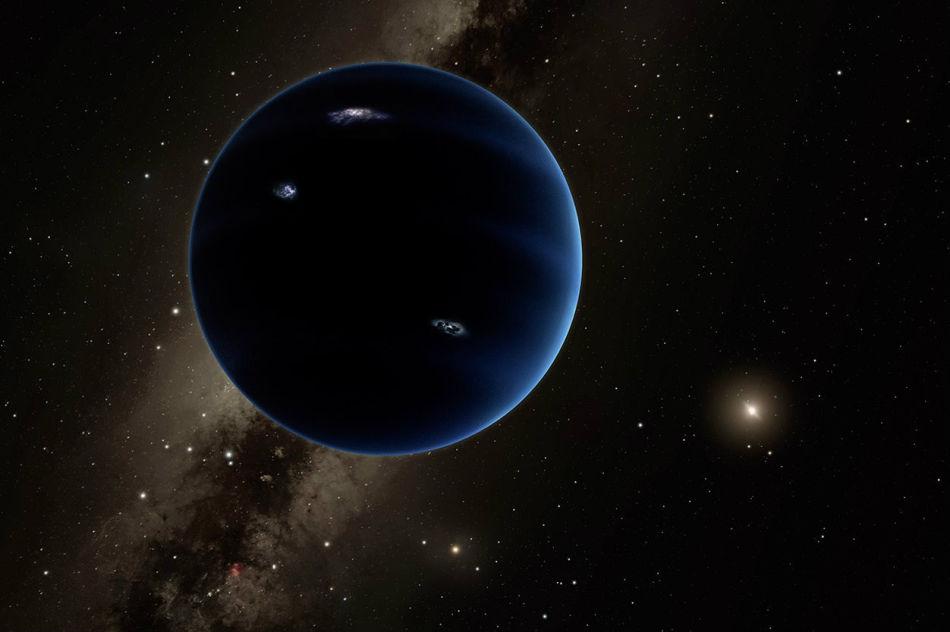 Ozvena Planéty 9 vo vzdialených komnatách Slnečnej sústavy
