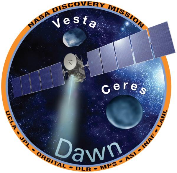 Dawn stále bližšie ku kráľovi pásu asteroidov