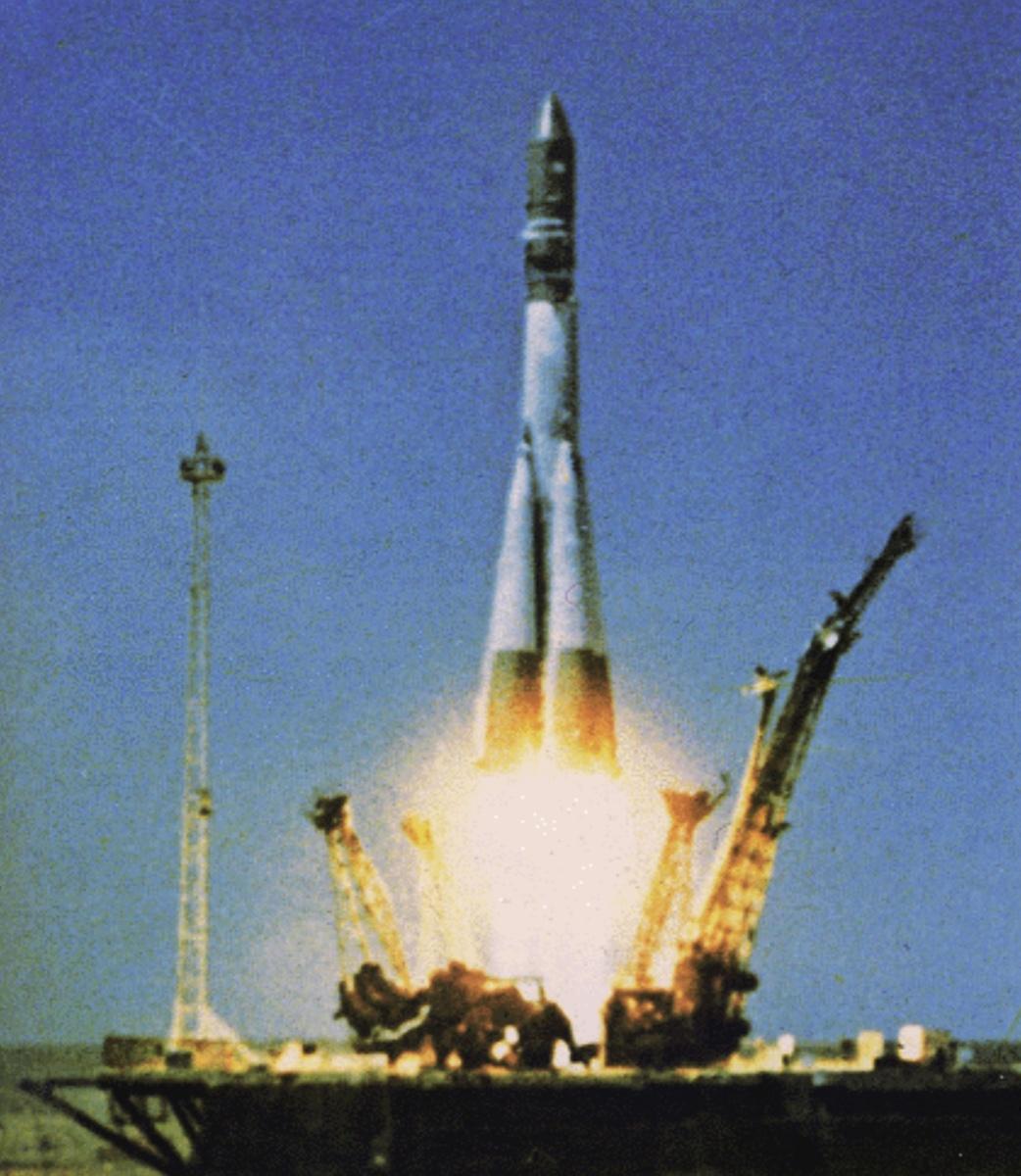 Dvojí výročí v jeden den (I.) – Let Jurije Gagarina