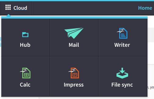 Open365 – práce s cloudem