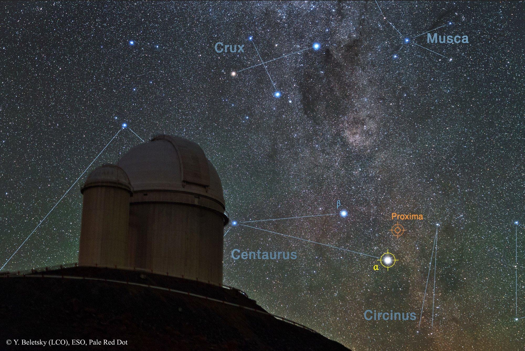 Senzačný objav: Proxima Centauri má planétu!