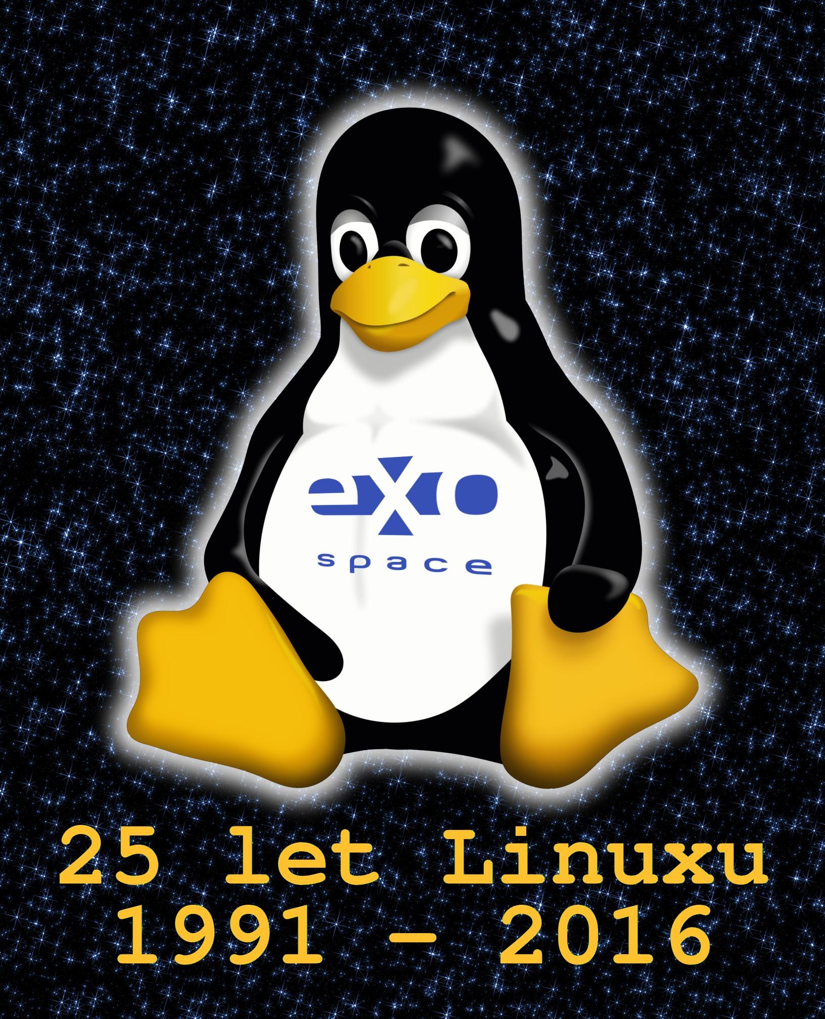 Ministr zdravotnictví Ludvík: Linux prodlužuje život!