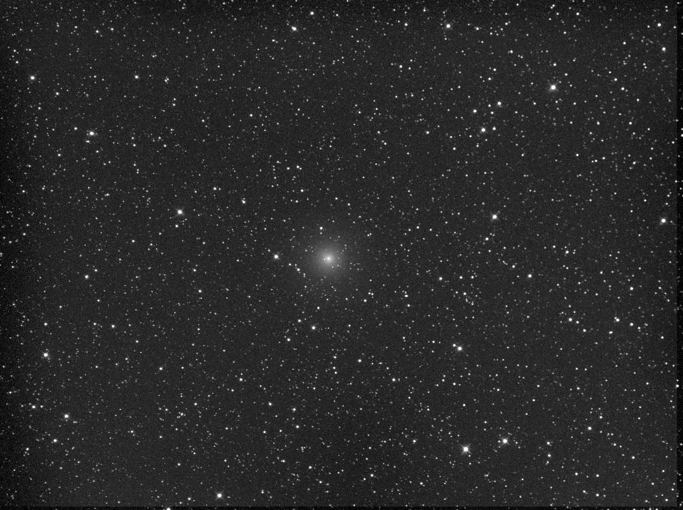 Objevené a znovuobjevené komety v červenci 2016