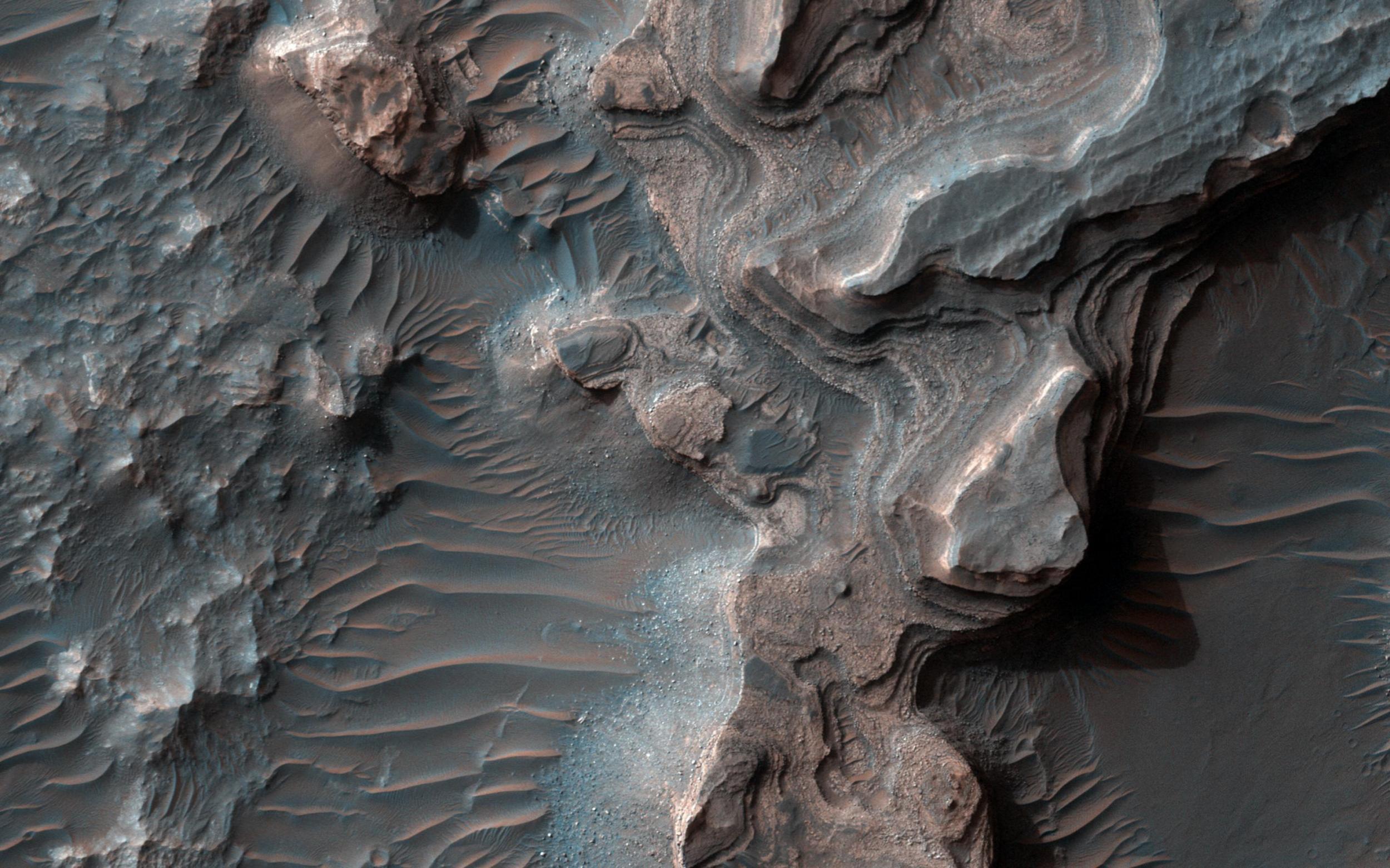 Vesmírné pohledy (IV.) – Mars pěkně zblízka