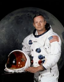Skaut kosmonautem? Proč ne… Neil Armstrong
