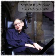 Zemřel Stephen Hawking, nejvýraznější osobnost vědy