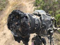 camera-melted